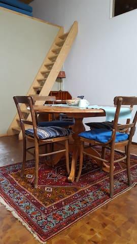 Sfeervolle loft, Zuid-Holland max. 6 personen - Nieuwland