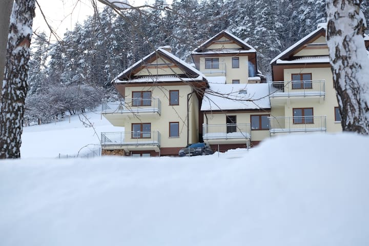 Halna Residence - Krynica-Zdrój - Apartamento