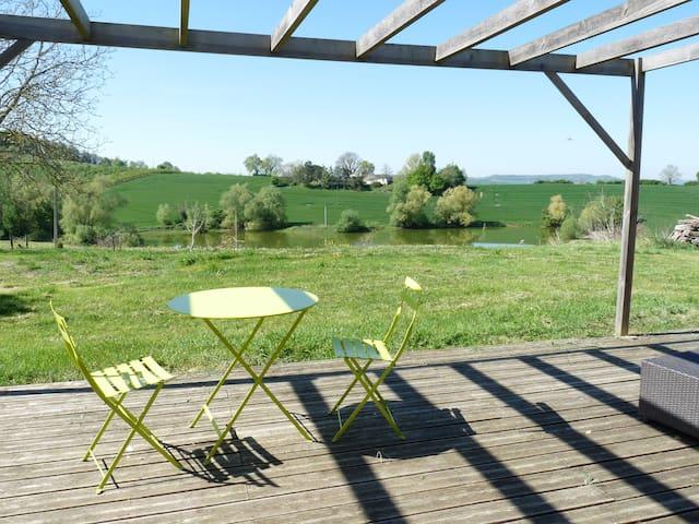 Détente au cœur de la nature - Pinel-Hauterive - Casa