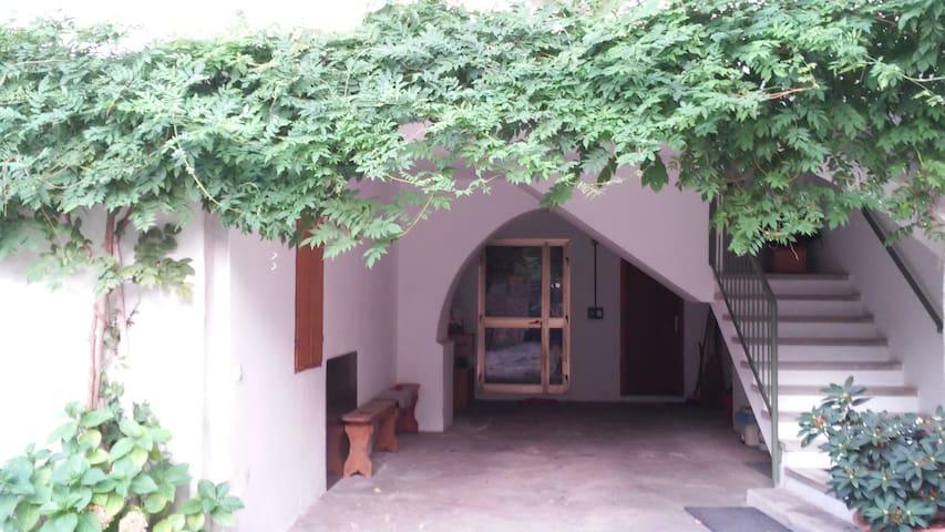 Appartamento Olga - Lasino - Lägenhet
