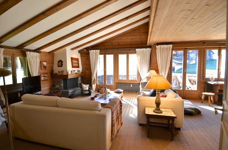 Private apartment in Gstaad - 薩嫩(Saanen)