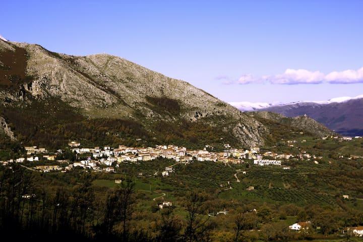 San Rufo - Salerno - San Rufo - Lägenhet
