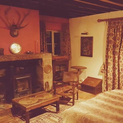The Skyroom - Black Torrington - Bed & Breakfast