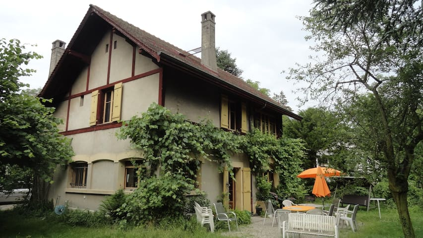 Room to rent for July - Vernier - Maison