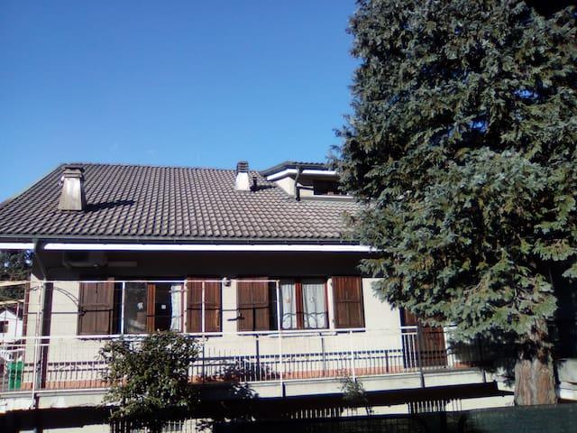 Magda's house - Masera - 公寓