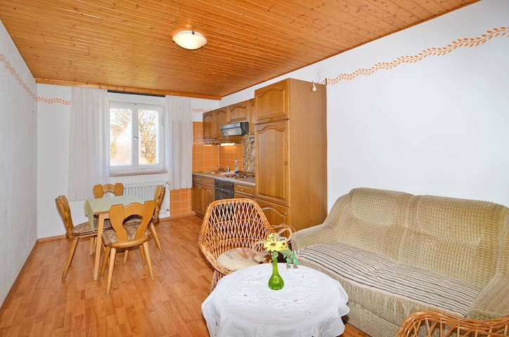 Apartment Gasthof Fuchs am Goldenen Steig in Mauth - Mauth - Apartemen