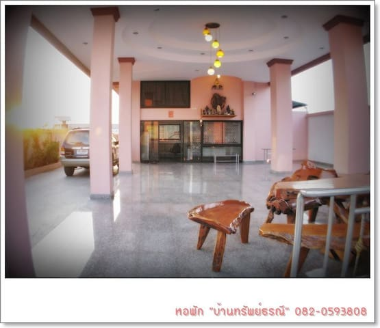Apartment in Chonburi City - Lägenhet