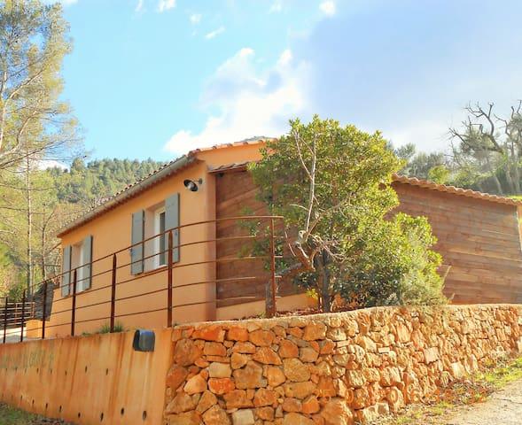 La petite maison dans la colline - Auriol - Дом
