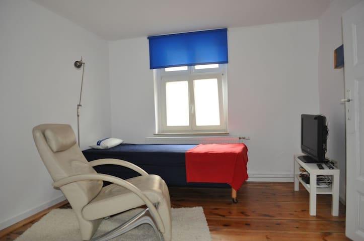 Ferienwohnung in der Altstadt - Ueckermünde - Apartment