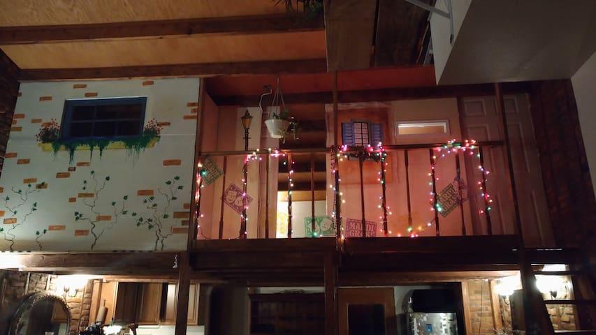 BK Loft Room, Firepit, Music Stage & More! 2A - Brooklyn - Loft