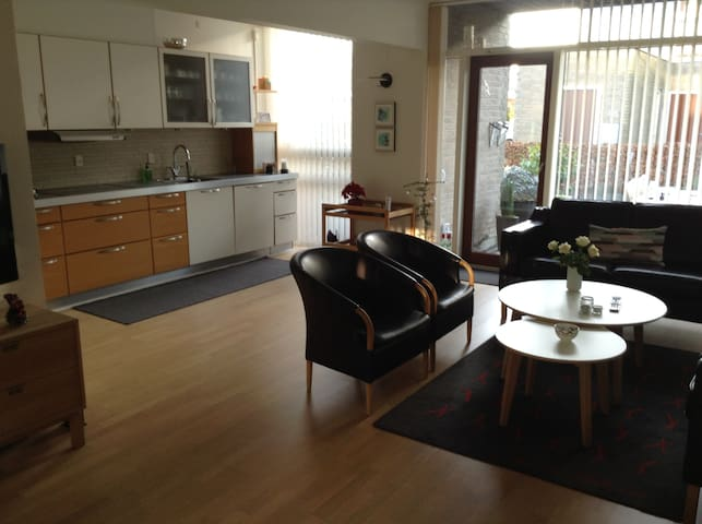 Modern Central Apartment in Herning - Herning - Apartament