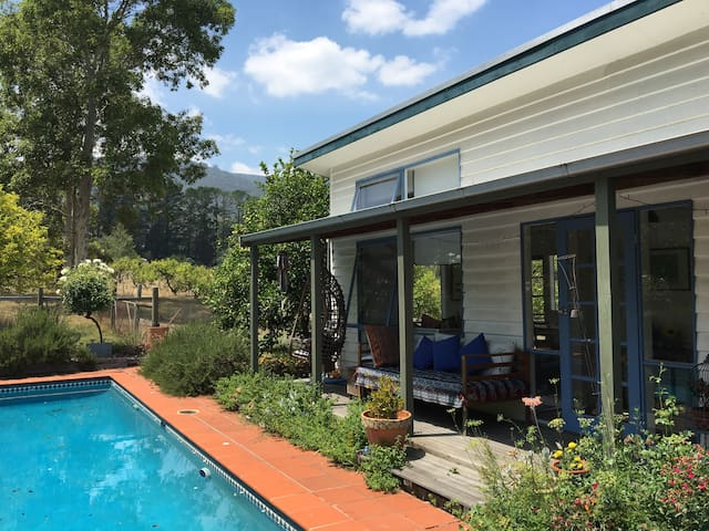 Yarra Valley Pool House Studio - Badger Creek - Departamento