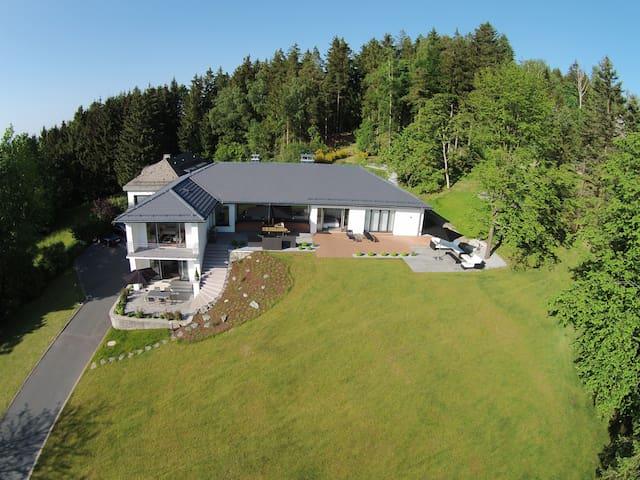 View & Garden Villa Schauenstein - Schauenstein