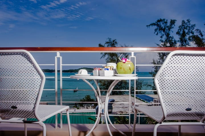 Sea View Studio Apartment on Rawai Beach - Phuket³ - Rawai