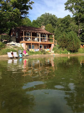 The perfect Canadian lakeside oasis - Gracefield