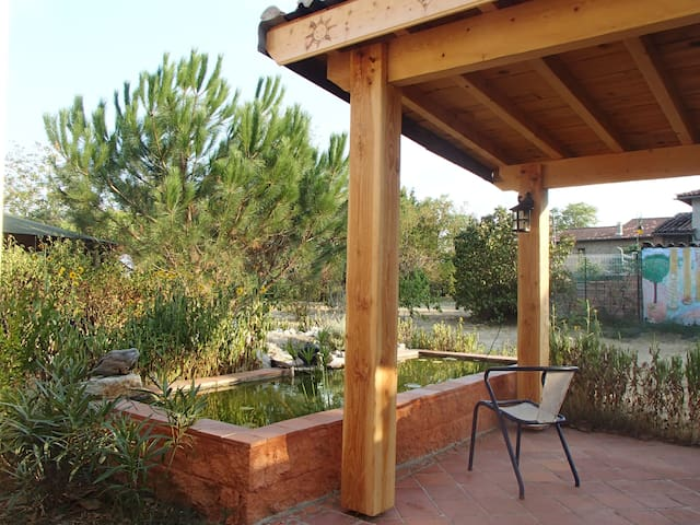 Flat  for 4 people - At 20 minutes from Toulouse - Le Fauga - Lägenhet