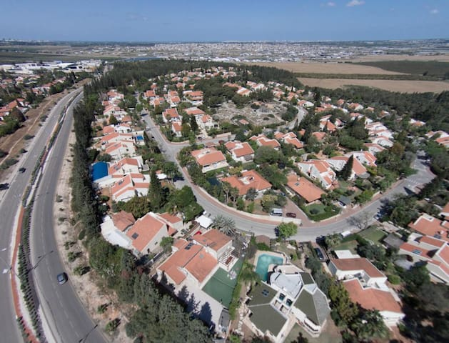 Perfect house in the periphery for families - Kokhav Ya'ir Tzur Yigal