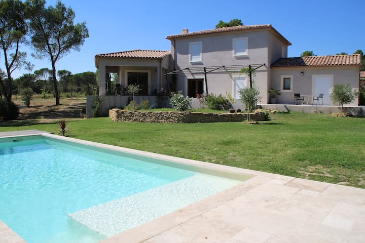 Guest house in Provence , south of France - Uchaux - Bed & Breakfast