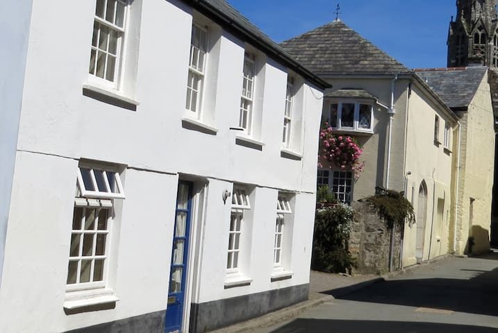 Harmony Cottage - a cosy Cornish home from home - Lostwithiel