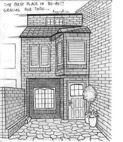 room for rent in a quiet neighbourhood - El Palomar