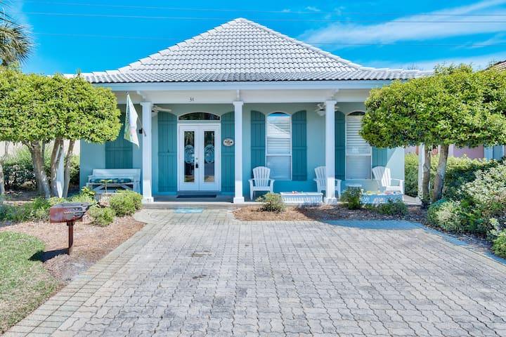 Calypso Beach Cottage - Miramar Beach - Casa