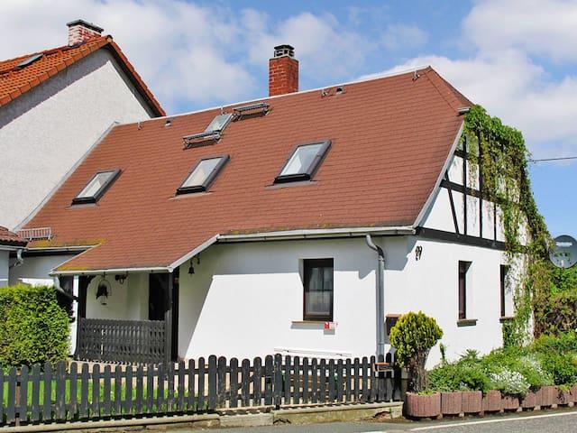 Ferienhaus im Oberland - Drognitz - Casa