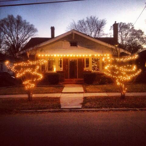 Historic craftsman style home. - Jackson