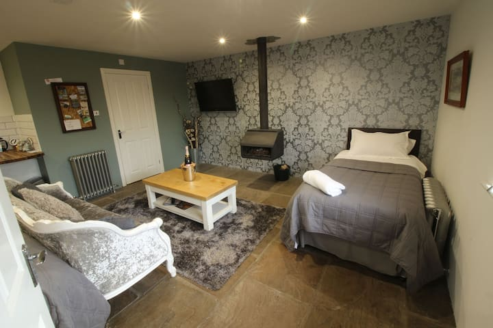 Converted stable room 2 - York