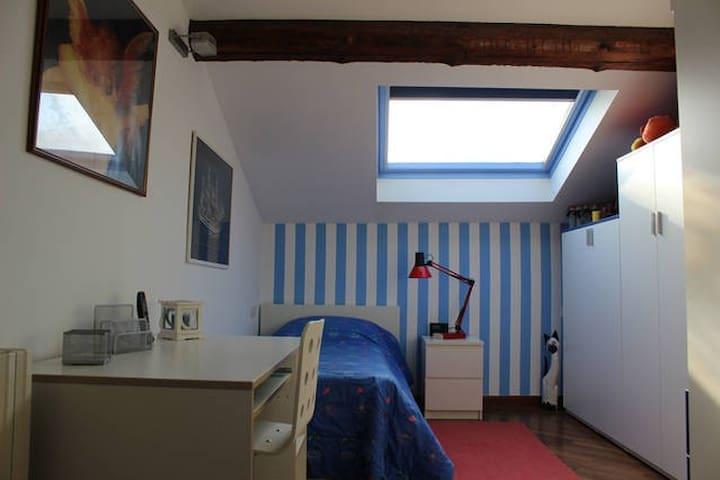 Quiet bedroom near Lodi city centre - Lodi - 別荘