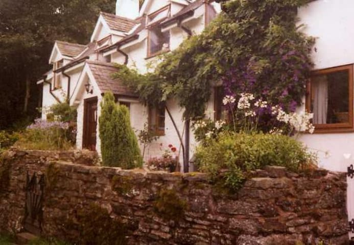 A cosy chalet set in a beutiful location - Bishop's Castle - Bed & Breakfast