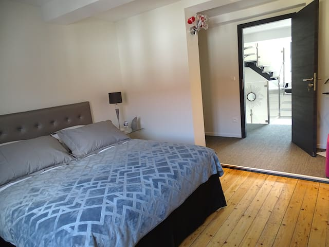 Chambres d'hotes de charme - Zetting - Bed & Breakfast