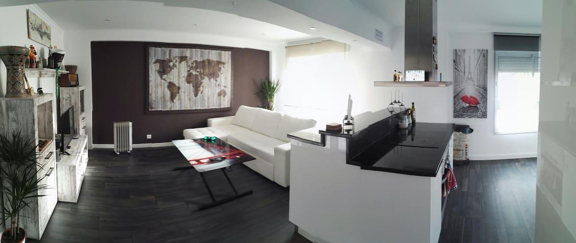 Modern cozy Flat - Paço de Arcos - Appartement
