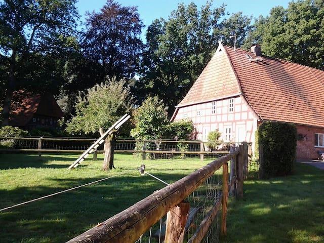 Ferienhaus Maryland Ranch & Lodge - Walsrode - Ev