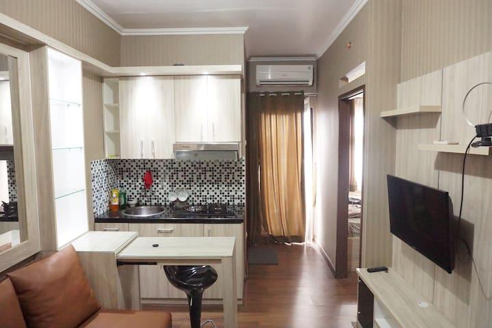 Strategic Apartment in Bekasi City - Bekasi - Appartement