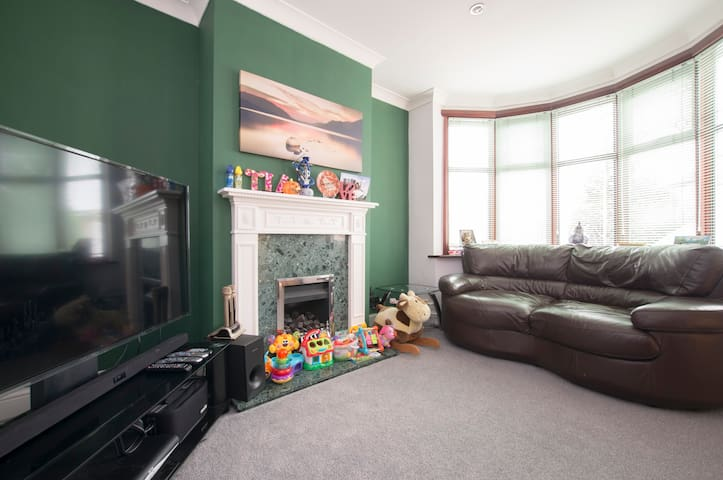 Two Double bedroom in good location - Sidcup - Casa