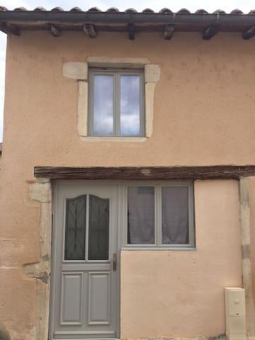 Appartement (maison indépendante) à 5 mn de l'A6 - Anse - Departamento
