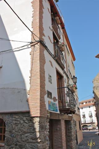 Casa rural La Fuente de Arnedillo Hab. 1 - Arnedillo - Casa