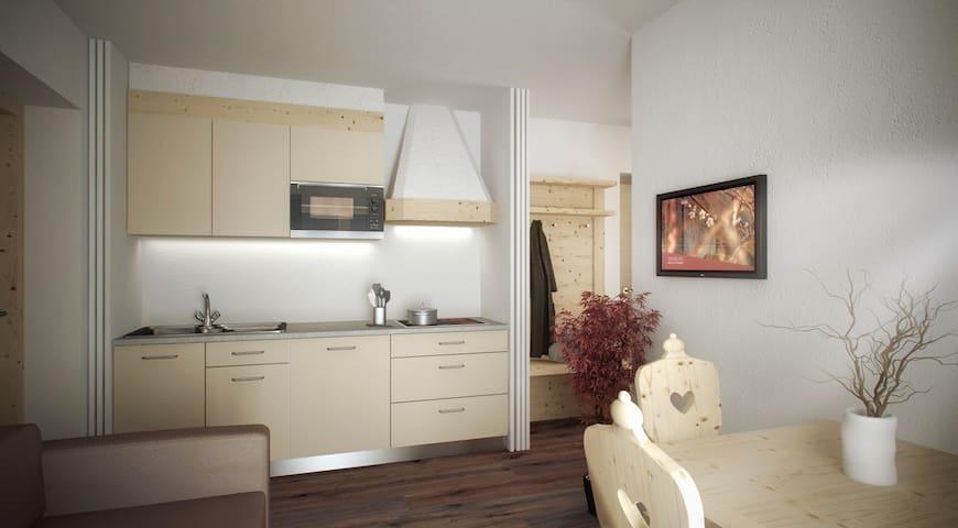 Waldheim - WG Gabler 55 - 81 m² - Eores - Brixen - B&B/民宿/ペンション