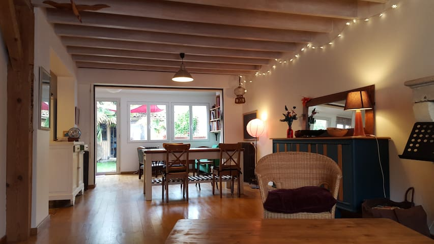 Maison d'été proche Bordeaux - Talence - Huis