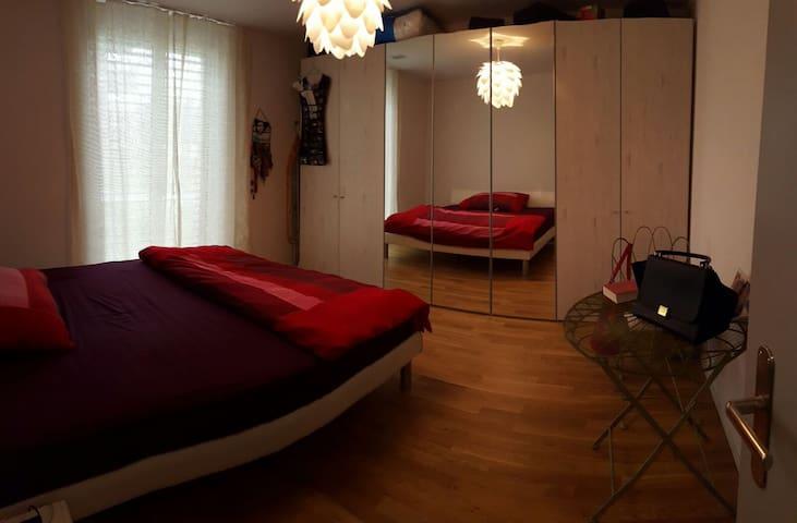 2.5 Zimmer Gartenwohnung zwischen Baden und Brugg - Gebenstorf - Wohnung