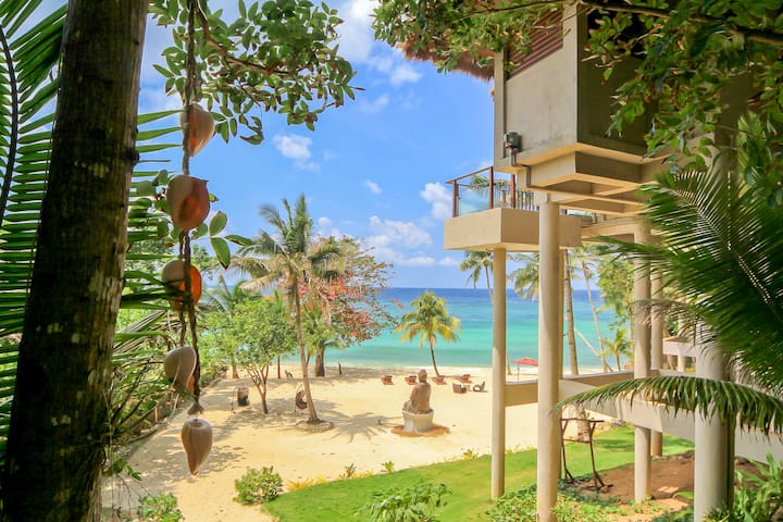 Magnificent Exclusive Beachfront Villa - Buruanga - Villa