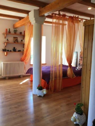 Apartment with sauna - Predappio alta - Wohnung