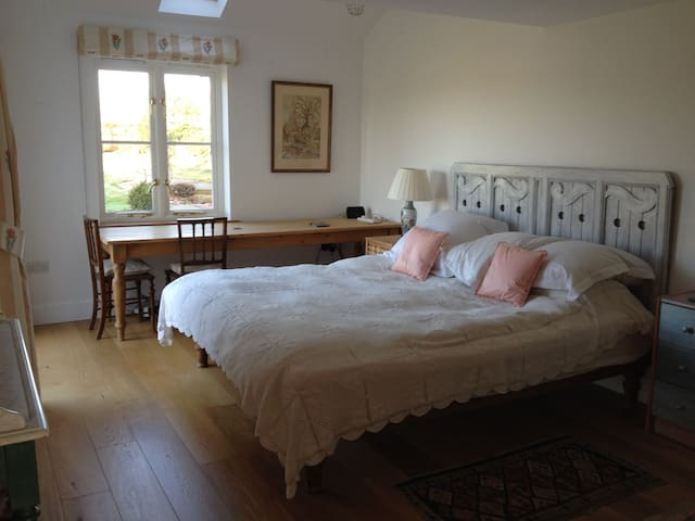 Three private rooms at New Cottage - Nuneham Courtenay - Huis
