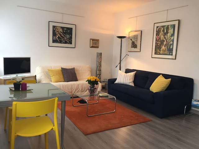 Comfortable and bright 2-room apartment - Gandrange - Appartement