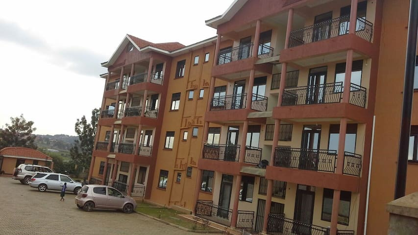 Berecah Apartments - Kampala