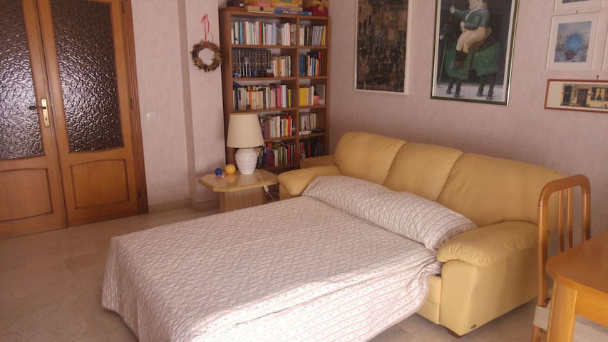 Lovely room in seaside town,40 minutes from Rome - Civitavecchia - Apartment