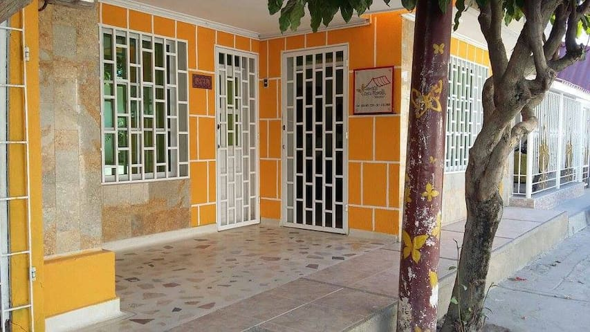 "The magic ""Macondo"" - Aracataca - Hostel"