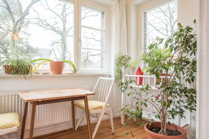 Best of both worlds: nature & city - Oranienburg - Casa