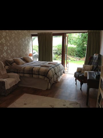 Peaceful annexe near coast,sleeps 3 - Isle of Wight - Bungalow