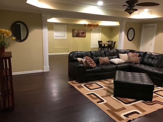 Basement apartment - Lilburn - Talo